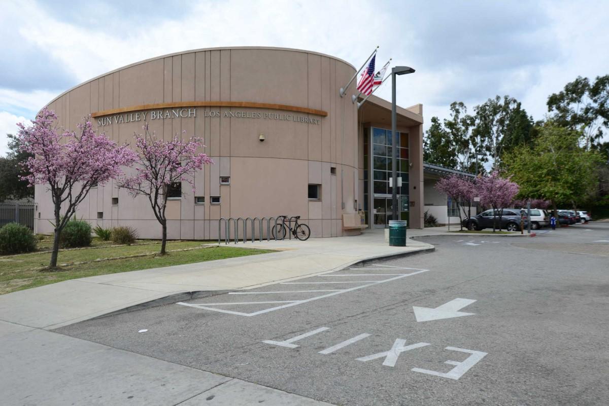 Sun Valley Branch - Los Angeles Public Library